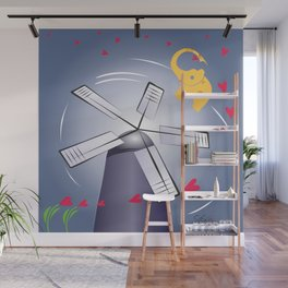 Flying Dutchman Wall Mural