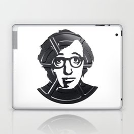 Woody Allen Laptop & iPad Skin