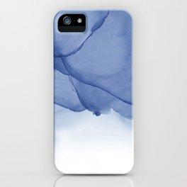 Ocean Ink iPhone Case