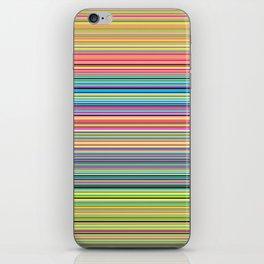 STRIPES17 iPhone Skin