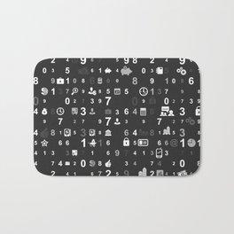 Information technologies Bath Mat