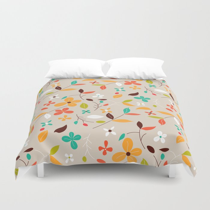Summer Dream Duvet Cover