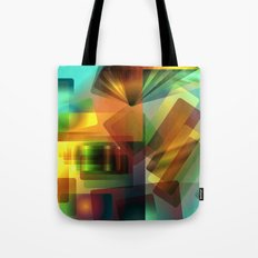 Alluvial Surf Tote Bag