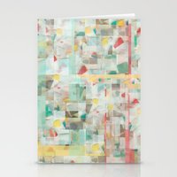 mosaic Stationery Cards featuring Mosaic by Jacqueline Maldonado