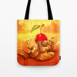 Cherry Guard - happy Tote Bag