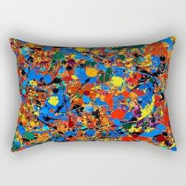 Abstract #744 Veronica Rectangular Pillow