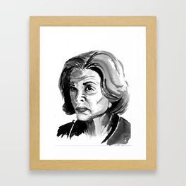 Lucille Bluth Framed Art Print