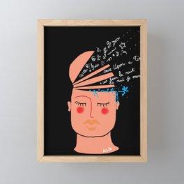 Dream Framed Mini Art Print