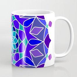 symmetrical pattern in ten planes Coffee Mug