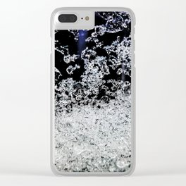The Life of Ice Clear iPhone Case