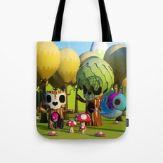 The TreeBorn Gang Tote Bag