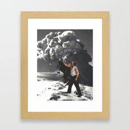 Asger Jorn Framed Art Print
