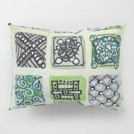 Watercolor Tile 5480 Pillow Sham