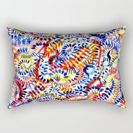 Saturation of the Imagination Rectangular Pillow