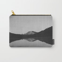Cataract Lake Reflection - Weminuche Wilderness Carry-All Pouch