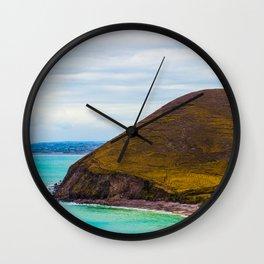 Hidden Cove House Wall Clock
