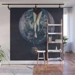 About Her Wall Mural