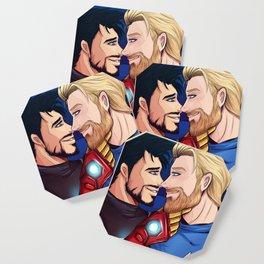 beard boyfriends Coaster