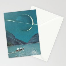 Space Exploration Stationery Cards