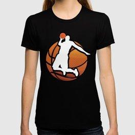 Free Throws Street Basketball, Jump Shot Basketball is Life, Shoot The Ball T-shirt