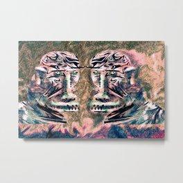 Apestry Metal Print