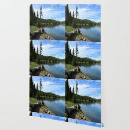 Serene Yellowstone River Wallpaper