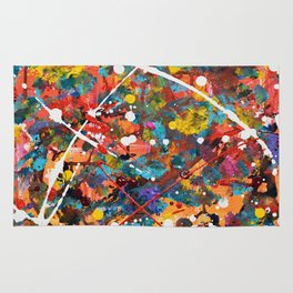 Colorful Impressions Rug