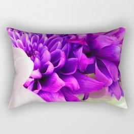 Silk Sheets Rectangular Pillow