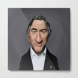 Celebrity Sunday - Robert De Niro Metal Print