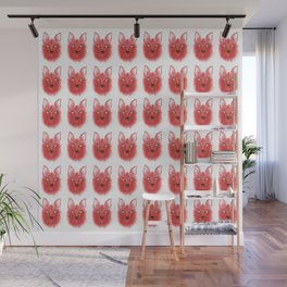 Red Fox Wall Mural