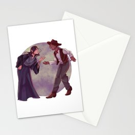 McHanzo: dance Stationery Cards