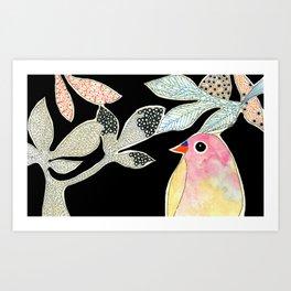 Lucia Art Print