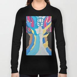 Woman´s tree / EL ARBOL DE LA MUJER Long Sleeve T-shirt