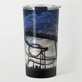 Roller Coaster Travel Mug