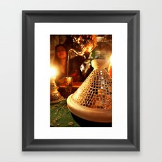 Ryad Framed Art Print