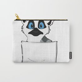 Chibi lemur in my poc Carry-All Pouch