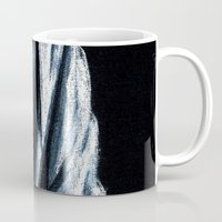 african Mugs featuring African by elenachukhriy