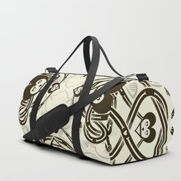 Playing Cards - Heart Duffle Bag
