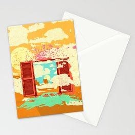 EXIT DREAM Stationery Cards