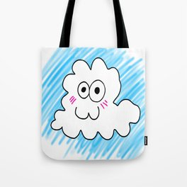 Happy cloud Tote Bag