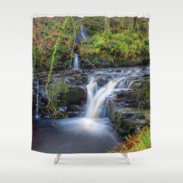Woodland Falls Shower Curtain