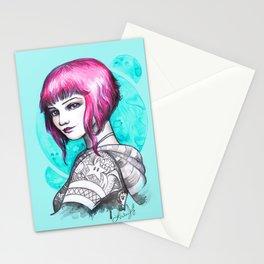Ramona Flowers Stationery Cards