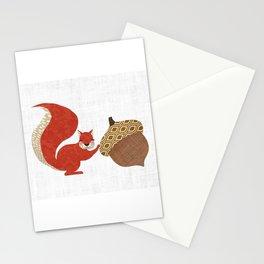 Nutty! Stationery Cards