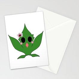 Cute Hemp Masot : Ruderalis 麻 (Asa) Stationery Cards