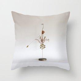Nautilus-sw2 Throw Pillow