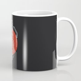 Anubis the Jackal - God of Death Coffee Mug