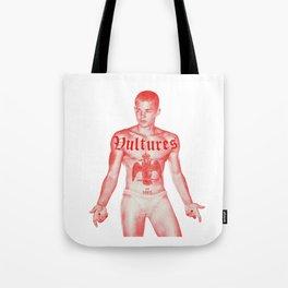 ESOTERIC JOCKSTRAP BOY - Gay Culture Sexy Male Art Masonic Symbolism Tote Bag