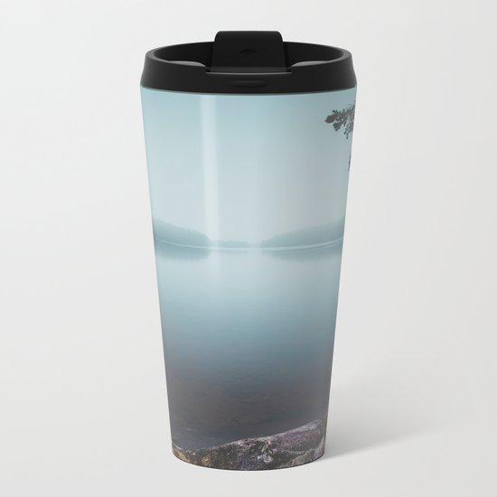 Lake insomnia Metal Travel Mug