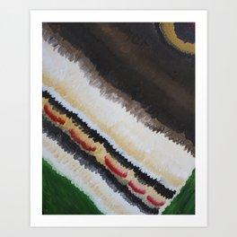 Buckeye Art Print