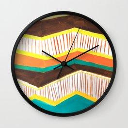 Malibu, 1972 Wall Clock